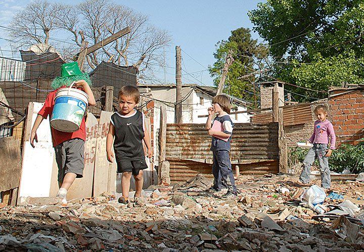 Resultado de imagen para pobreza en argentina