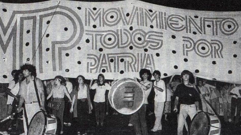 El Movimiento Todos por la Patria antes de La Tablada.