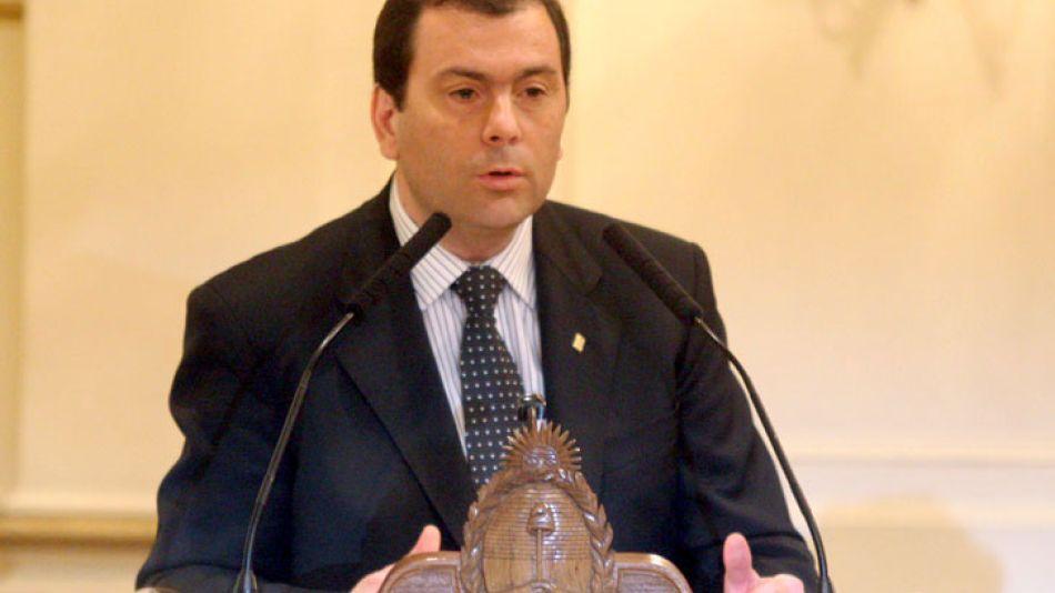 Gerardo Zamora. Actualmente senador, fue gobernador de Santiago del Estero.
