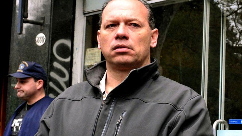 El ex secretario de Seguridad, Sergio Berni.