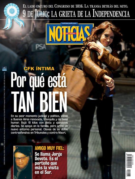 Tapa de Noticias 2063