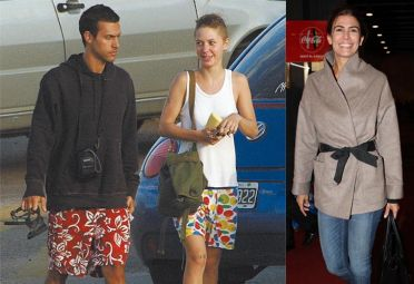 Juliana Awada y Florencia Macri compartieron un novio secuestrador