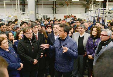 """El plan de Macri contra """"Ventajita"""" Massa"""