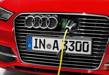 Audi proyecta tres modelos eléctricos para 2020.