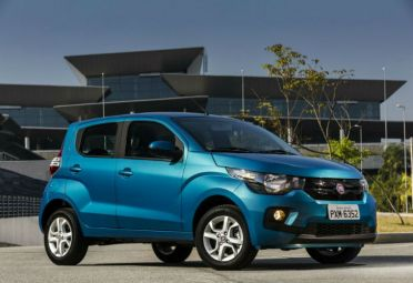 Fiat Argentina presentó en sociedad el nuevo Mobi.