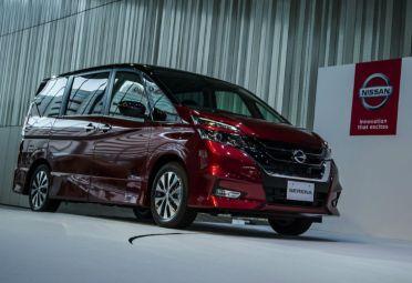 El Nissan Serena será lanzado en el mercado japonés a fines de agosto.