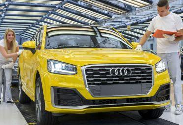Arrancó la producción en serie del nuevo Audi Q2.