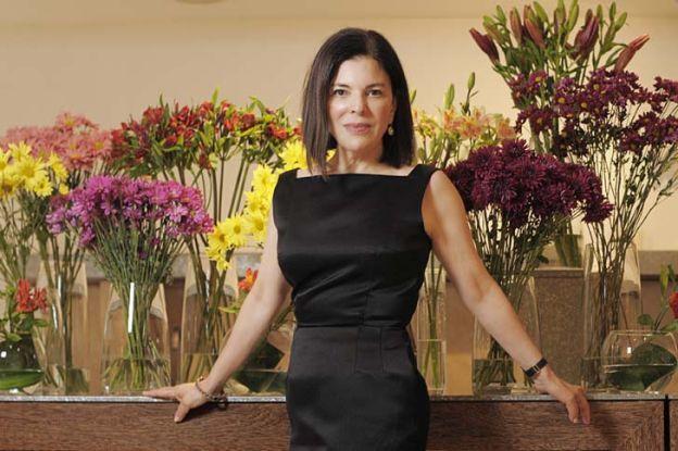 """Barbara Tfank: """"Michelle Obama es cálida y sencilla, pero sabe bien lo que quiere"""""""