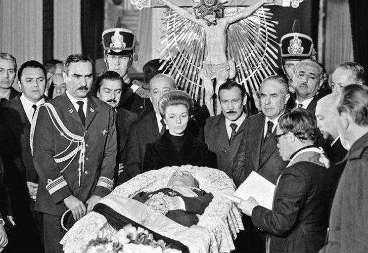 Se cumplen 42 años de la muerte de Perón | Perfil