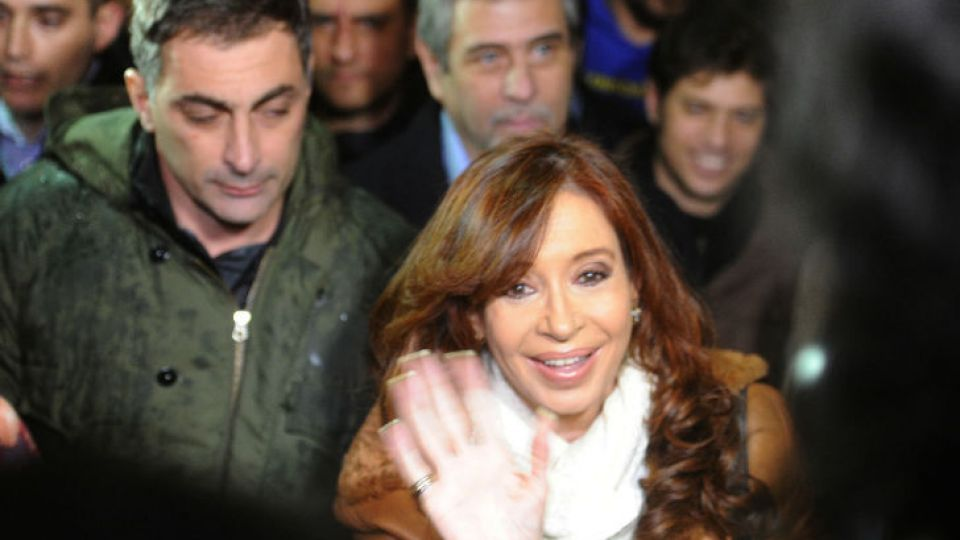 """Cristina Kirchner: """"Yo quiero que a este Gobierno le vaya bien"""""""