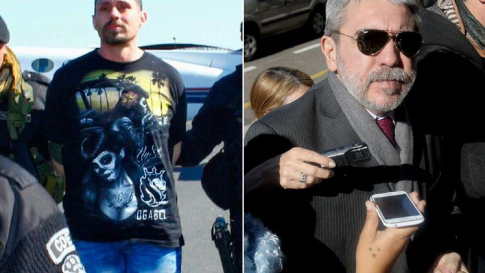 """""""Forza me dijo que La Morsa era Aníbal"""", declaró Pérez Corradi."""