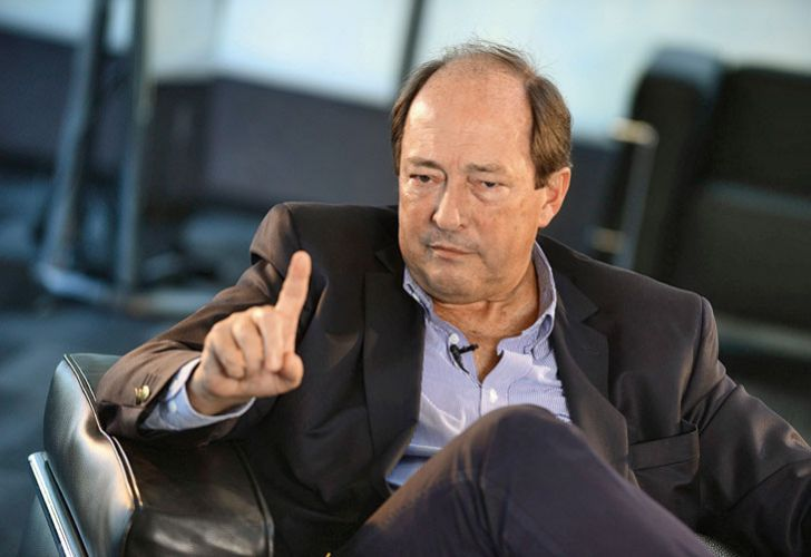 Ernesto Sanz respondió a la acusación del detenido Ibas Pérez Corradi.