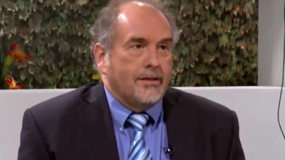 Julio Blanck, editor, periodista y columnista político del diario Clarín.