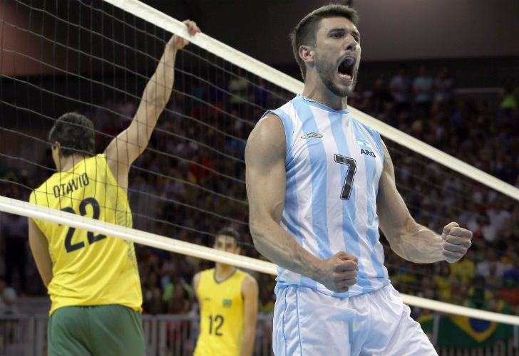 Facundo Conte sueña con lograr cosas importantes en Río.