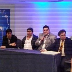 Las autoridades de ARGENTV.