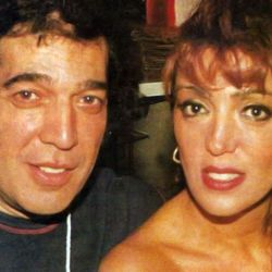 Silvia Peyrou y Cacho Castaña.