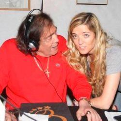 Cacho y su nueva mujer: Marina Rosenthal