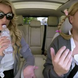 Britney Spears-James Corden