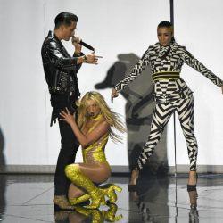 Britney Spears-MTV VMAs 2016