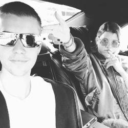 Justin Bieber-Sofia Richie 2