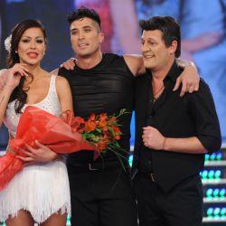 Pamela Sosa eliminada Bailando 2016