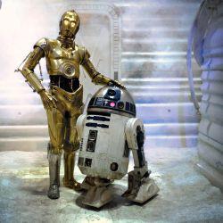 RD-D2- C-3PO