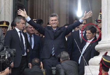 Quién es el custodio de Macri
