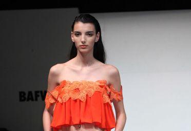 Hombros al descubierto. Es una de las tendencias más fuertes del verano. María Vázquez.