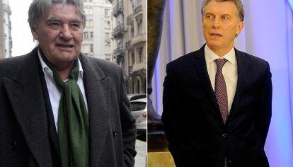 Armando Pérez y Macri