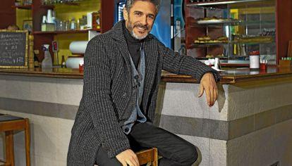 Momento. Leonardo Sbaraglia estrena en teatro, en cine y en televisión, El hipnotizador, de HBO.