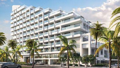 Inaugurado. El hotel Trump, en Barra de Tijuca, aloja a las autoridades del COI. Es sólo una de las inversiones en tres países con una industria inmobiliaria muy fuerte.
