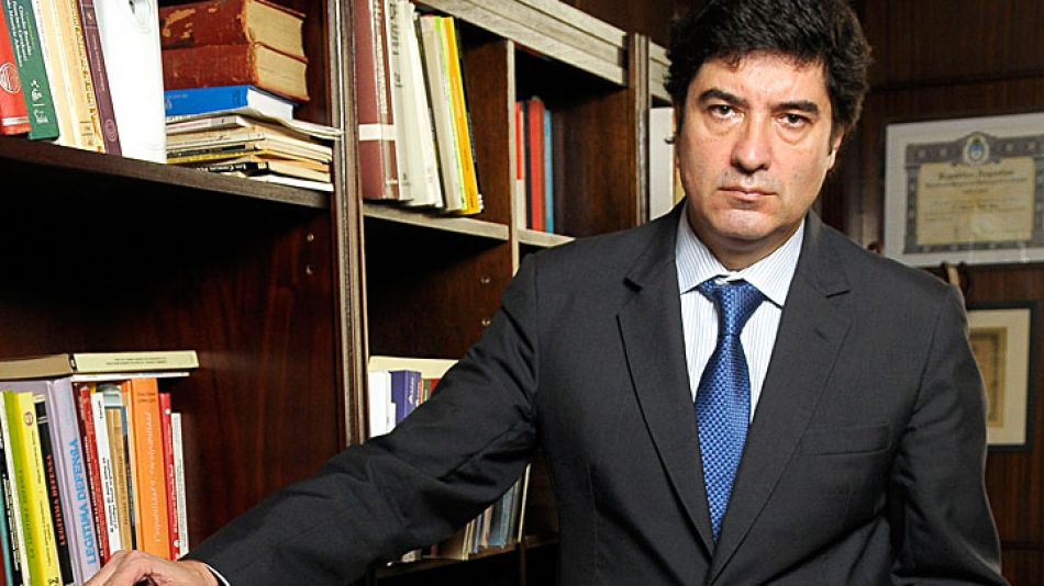 Alejandro Slokar, presidente de Casación.