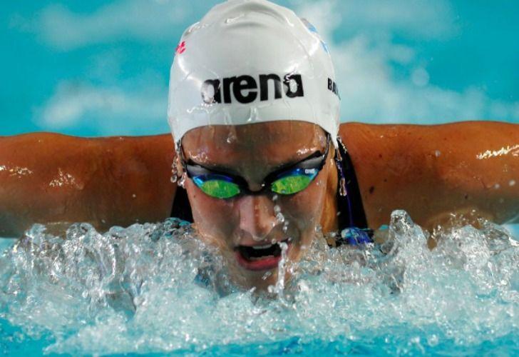 Virginia Bardach en los Juegos de Río