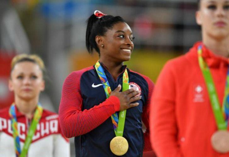 Simone Biles, la reina de la gimnasia olímpica