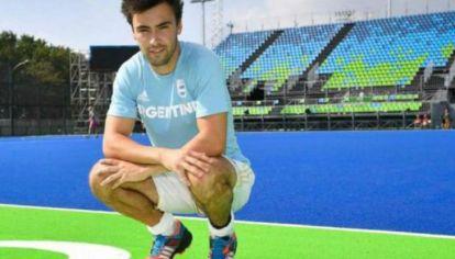 Luca Masso, juega para Los Leones y tiene un pasado en Bélgica.