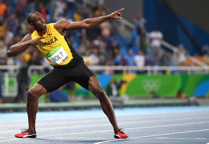 Usain Bolt agigantó su leyenda olímpica.