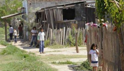 ESTRUCTURAL. Más del 30 por ciento de los hogares requiere ayuda económica.