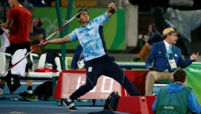 Brian Toledo se metió en la final y dio un gran paso en su carrera en Río 2016.