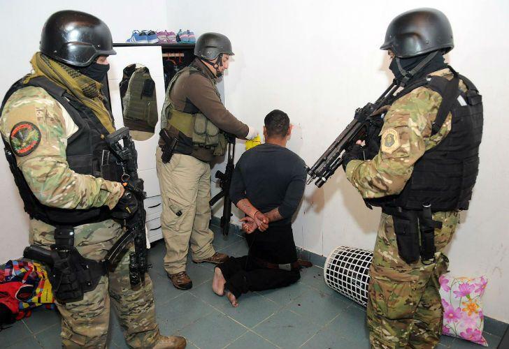 La detención de Castillo Salazar