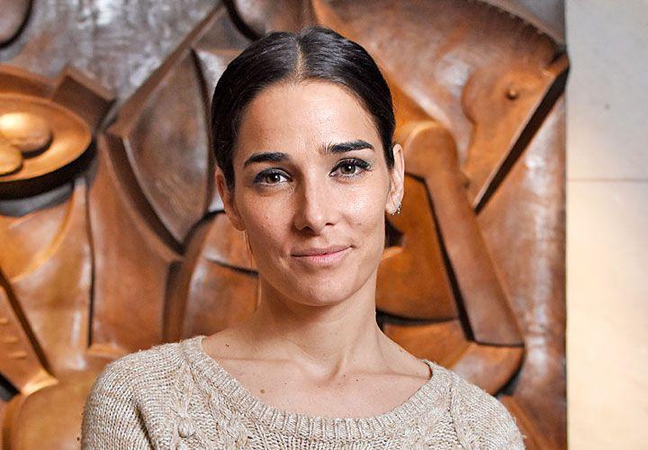 La actriz Juana Viale