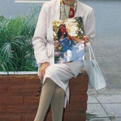Haydeé Biasatti, fan de Gilda