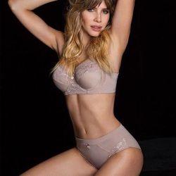 Guillermina Valdés súper sensual