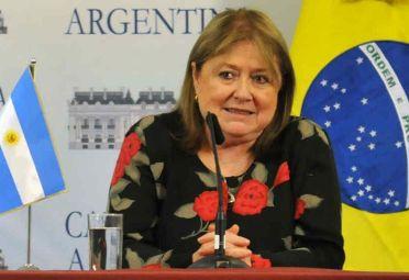Susana Malcorra sinceró ante Noticias su posición frente a la crisisi brasilera.