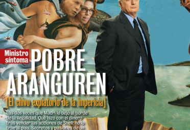 Tapa revista NOTICIAS 2073