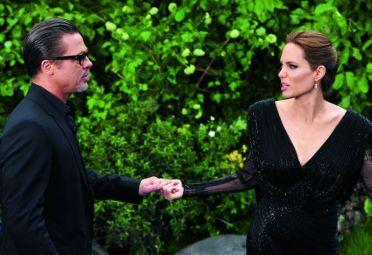 Angelina Jolie y Brad Pitt se separaron tras 12 años de relación. Ella exige la tenencia de sus seis hijos.
