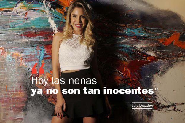 Luly drozdek hoy las nenas ya no son tan inocentes for Revista primicias ya hoy