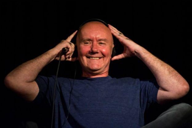 Irvine Welsh, autor de Trainspotting, uno de los invitados internacionales.