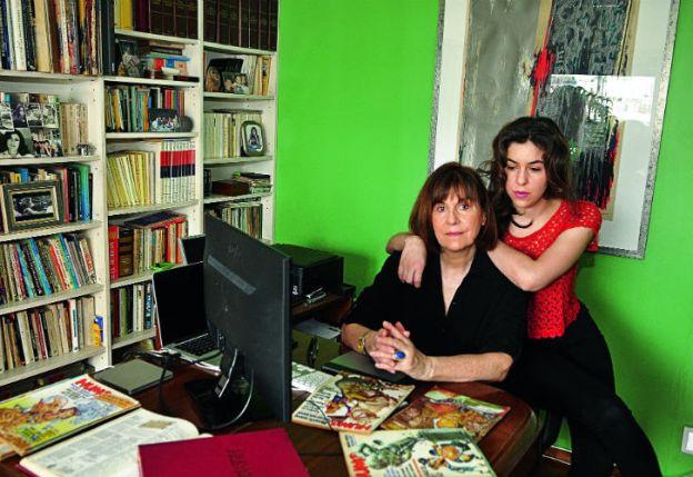 Condenadas. Nora Bonis junto a su hija Malena Cascioli, deberán pagar 10 mil pesos más intreses.