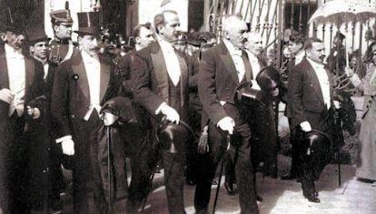 Historia. Sáenz Peña, el último liberal que llegó al poder sin golpe de Estado.