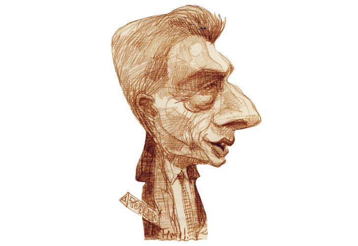 EL HOMBRE DEL SEMESTRE Mauricio Macri